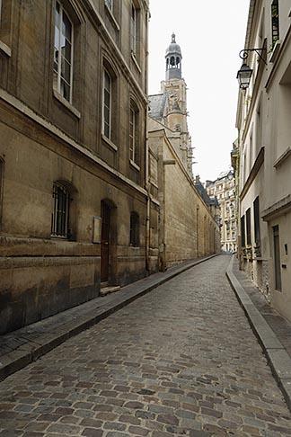 image 6-450-232 France, Paris, Rue St Etienne de Mont