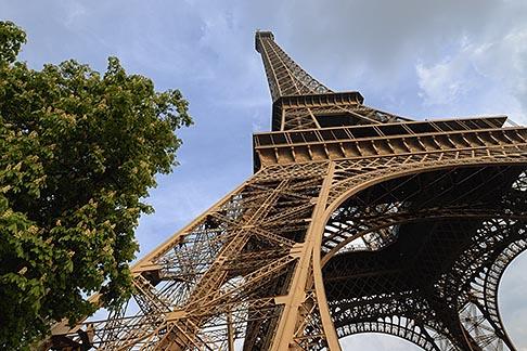 image 6-450-362 France, Paris, Eiffel Tower
