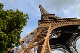tree stock photography | France, Paris, Eiffel Tower , image id 6-450-362