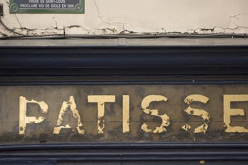 image 6-450-5844 France, Paris, Patisserie