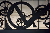 1967 stock photography | France, Paris, Centre Pompidou, Requiem pur une feuille morte, Jean Tinguelly, 1967, image id 6-450-6177