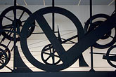 franzosen stock photography | France, Paris, Centre Pompidou, Requiem pur une feuille morte, Jean Tinguelly, 1967, image id 6-450-6179