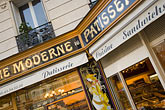 ville de paris stock photography | France, Paris, Patisserie, 5th Arrondissement, image id 6-450-6213