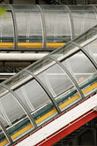 vertical stock photography | France, Paris, Pompidou Center, escalator, image id 6-450-647
