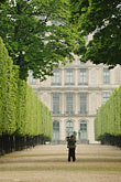 two people stock photography | France, Paris, Jardin des Tuileries, Tuileries Garden, image id 6-450-665