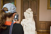 horizontal stock photography | France, Paris, Rodin Museum, The Kiss, image id 6-450-6699