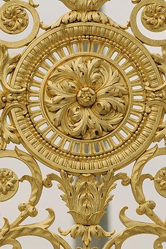 image 6-450-696 France, Ornamental Gate