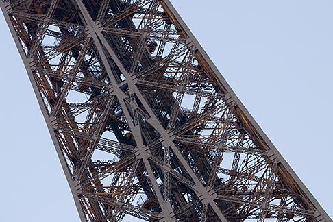 image 6-450-804 France, Paris, Eiffel Tower