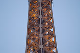 steel beam stock photography | France, Paris, Eiffel Tower , image id 6-450-808