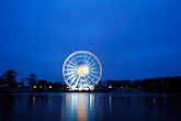 dark stock photography | France, Paris, Place de la Concorde, Ferris Wheel, image id S1-35-1