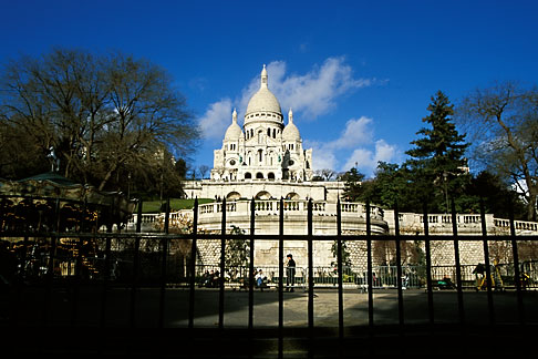 image S1-35-6 France, Paris, Sacre Couer