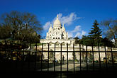 architecture stock photography | France, Paris, Sacre Couer, image id S1-35-6
