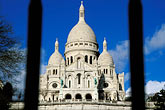 architecture stock photography | France, Paris, Sacre Couer, image id S1-35-7