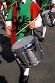 percussion stock photography | Germany, Munich, Oktoberfest, Parade of Folklore Groups, image id 3-950-3