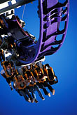 carnival ride stock photography | Germany, Munich, Oktoberfest, Rollercoaster, image id 3-953-1