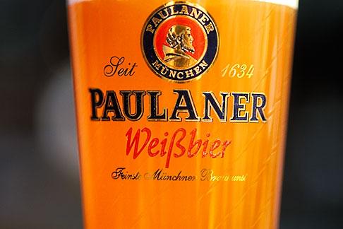 image 3-956-40 Germany, Munich, Oktoberfest, Glass of beer