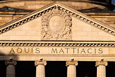 facade of kurhaus stock photography | Germany, Wiesbaden, Facade of Kurhaus , image id 5-254-9