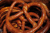 german food stock photography | Germany, Frankfurt, Pretzels, Zum Gemalten Haus tavern, image id 5-551-14