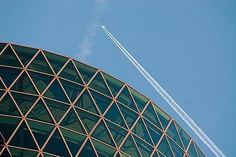 image 8-710-1392 German, Frankfurt, Westhafen office tower