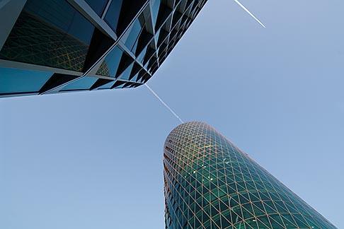 image 8-710-92 German, Frankfurt, Westhafen office tower