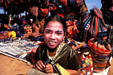 cloth stock photography | India, Goa, Anjuna flea market, image id 0-607-88