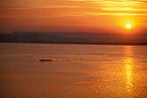 early morning stock photography | India, Goa, Sunrise over Mandovi River, image id 0-608-66