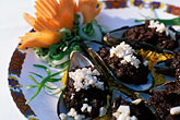 foodstuff stock photography | India, Goa, Mussels Balchao, image id 0-613-65