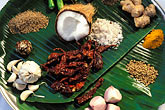 meal stock photography | India, Goa, Goan spices, image id 0-613-75