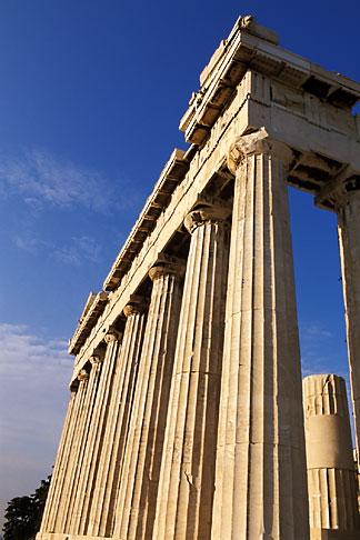 image 3-651-9 Greece, Athens, Acropolis, Parthenon
