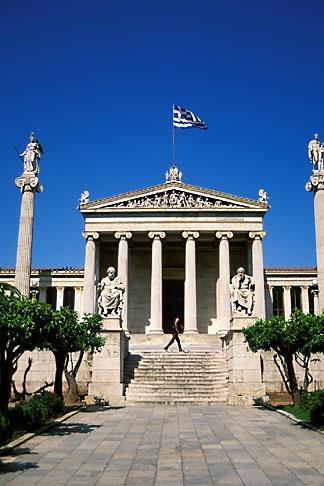 image 9-250-19 Greece, Athens, Athens University