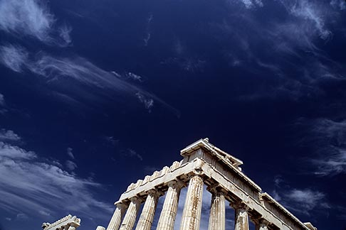 9-253-10  stock photo of Greece, Athens, Parthenon, Acropolis