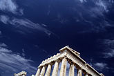 blue sky stock photography | Greece, Athens, Parthenon, Acropolis, image id 9-253-10