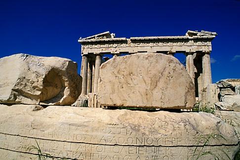 image 9-253-16 Greece, Athens, Parthenon, Acropolis