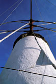 greece stock photography | Greece, Mykonos, Windmill, image id 9-260-6