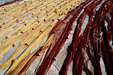 waterfront stock photography | Greece, Mykonos, Fishing nets, image id 9-260-93