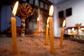 flame stock photography | Greece, Mykonos, Church interior, image id 9-261-24