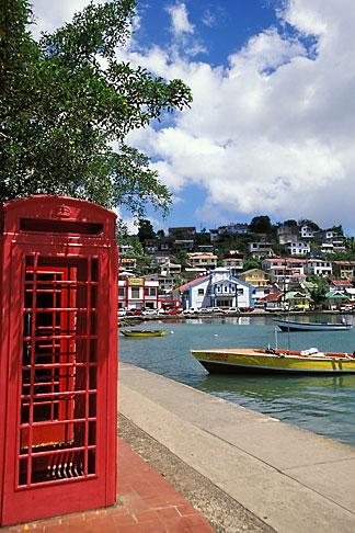image 3-590-12 Grenada, St Georges, Carenage Harbor