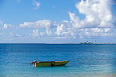 work boat stock photography | Grenada, Carriacou, Paradise Beach, image id 3-590-23
