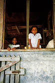 two children stock photography | Grenada, Gouyave, Dougalston Estates Spice Plantation, image id 3-590-52