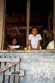 two girls stock photography | Grenada, Gouyave, Dougalston Estates Spice Plantation, image id 3-590-53
