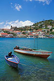 fishing boats stock photography | Grenada, St. George�s, Carenage, Harbor, image id 3-590-7
