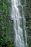 water stock photography | Hawaii, Maui, Waimoku Falls, Haleakala Nat. Park, image id 4-42-25