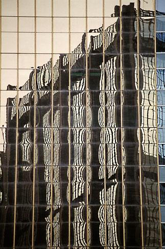 image 4-318-19 Hong Kong, Reflections, Central Plaza building
