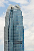 vertical stock photography | Hong Kong, International Finance Centre building, tallest in Hong Kong, image id 7-680-6246
