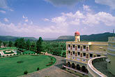 plush stock photography | India, Rajasthan, Sariska Palace Hotel, image id 7-292-3