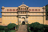 plush stock photography | India, Rajasthan, Samode Palace, image id 7-319-8