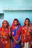 samode village stock photography | India, Rajasthan, Family, Samode village, image id 7-321-14