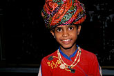 turbaned rajasthani stock photography | India, Rajasthan, Young dancer, Samode, image id 7-326-8