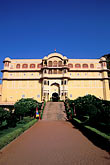 plush stock photography | India, Rajasthan, Samode Palace, image id 7-327-6
