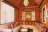 comfort stock photography | India, Jaipur, Maharani Suite, Rambagh Palace, image id 7-341-4